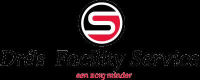 Dré's Facility Service Logo